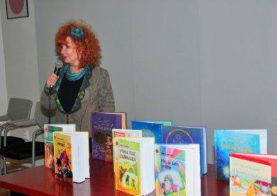 Melita Rundek u našoj knjižnici