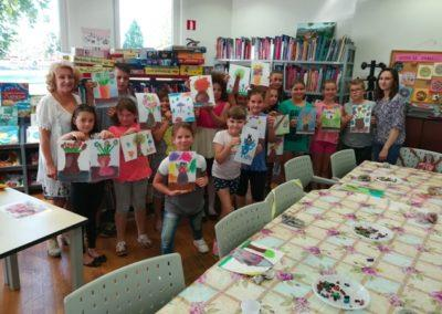 Slikarska radionica za djecu