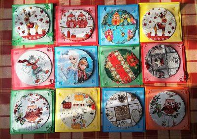 Božićna radionica u Dječjem domu Klasje