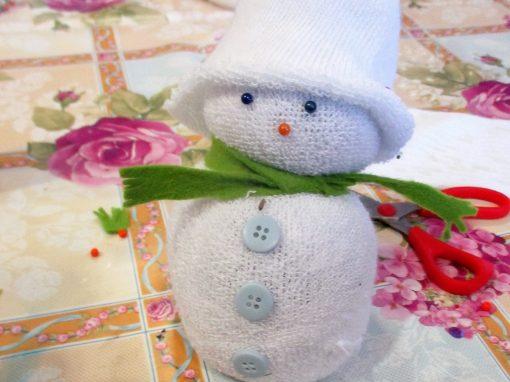 Izrada snjegovića