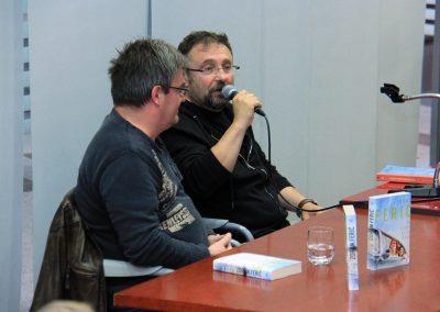 Književni susret sa Zoranom Ferićem