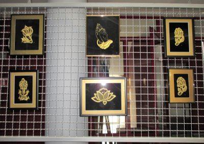 Izložba radova Eko-etno udruge Zlatne ruke iz Petrijevaca