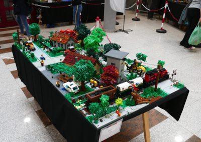 Prva izložba LEGO kockica u Belišću