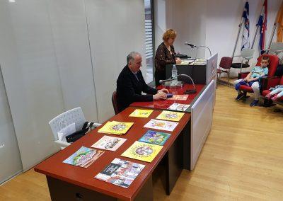 Predstavljene slikovnice Mirka Ćurića