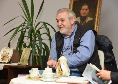 Zlatko Krilić održao dva književna susreta u našoj knjižnici