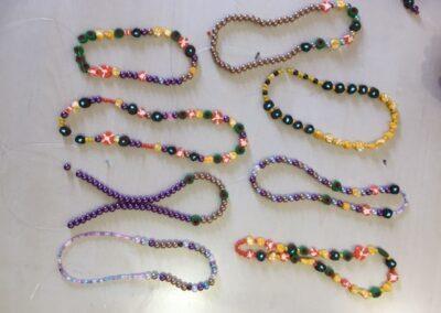 Izrada voćnih ogrlica